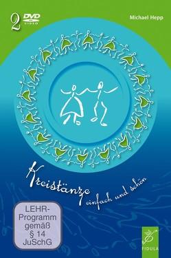 Kreistänze 2 – DVD von Hepp,  Michael