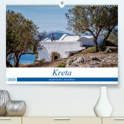 Kreta – malerische Ansichten (Premium, hochwertiger DIN A2 Wandkalender 2020, Kunstdruck in Hochglanz) von Schwarz,  Nailia