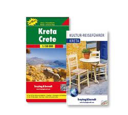 Kreta Set, Kulturführer + Autokarte 1:150.000