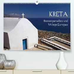 Kreta – Sonnenparadies und Wiege Europas (Premium, hochwertiger DIN A2 Wandkalender 2020, Kunstdruck in Hochglanz) von D. Bedford,  Oliver