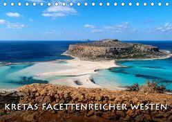 Kretas facettenreicher Westen (Tischkalender 2019 DIN A5 quer) von Malms,  Emel
