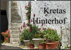 Kretas Hinterhof (Wandkalender 2020 DIN A2 quer) von Flori0