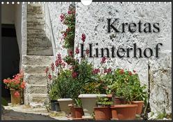 Kretas Hinterhof (Wandkalender 2020 DIN A4 quer) von Flori0