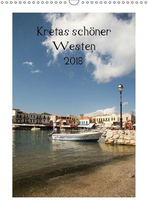 Kretas schöner Westen (Wandkalender 2018 DIN A3 hoch) von Streiparth,  Katrin