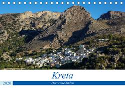 Kretas wilder Süden (Tischkalender 2020 DIN A5 quer) von Krohne,  Reinhard