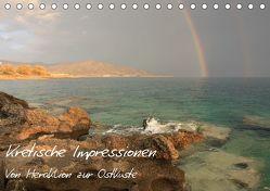 Kretische Impressionen (Tischkalender 2019 DIN A5 quer) von Bildarchiv,  Geotop