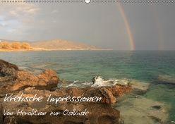 Kretische Impressionen (Wandkalender 2018 DIN A2 quer) von Bildarchiv,  Geotop