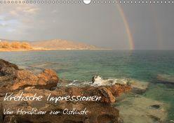 Kretische Impressionen (Wandkalender 2018 DIN A3 quer) von Bildarchiv,  Geotop