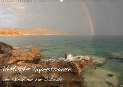 Kretische Impressionen (Wandkalender 2019 DIN A2 quer)