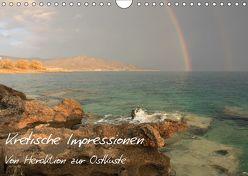 Kretische Impressionen (Wandkalender 2019 DIN A4 quer) von Bildarchiv,  Geotop