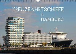 Kreuzfahrtschiffe in Hamburg (Wandkalender 2019 DIN A3 quer) von Brix - Studio Brix,  Matthias