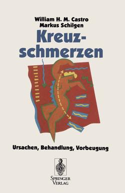 Kreuzschmerzen von Berwald,  H., Castro,  William H.M., Schilgen,  Markus