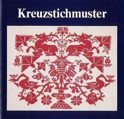 Kreuzstichmuster – Teil 3 von Erlbacher,  Maria
