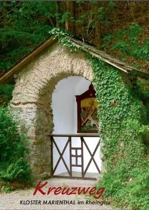 Kreuzweg Kloster Marienthal im Rheingau von Brähler,  P. Rainer, Geyer,  P. Bernold