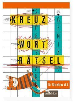 Kreuzworträtsel von Greune,  Mascha, Kiefer,  Philip