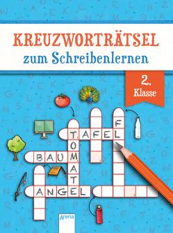 Kreuzworträtsel ab 6-7. Schreiben in der 1. Klasse von Reimers,  Silke, Seeberg,  Helen