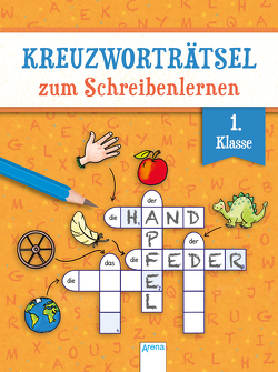 Kreuzworträtsel ab 6. Lesen und Schreiben lernen von Reimers,  Silke, Seeberg,  Helen