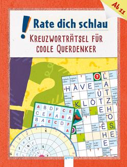 Kreuzworträtsel für coole Querdenker von Deike Press