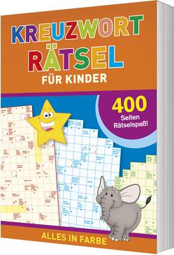 Kreuzworträtsel für Kinder