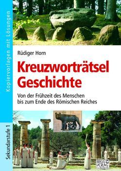 Kreuzworträtsel Geschichte von Horn,  Rüdiger