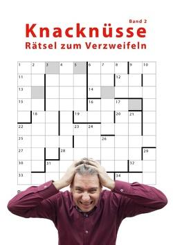 Kreuzworträtsel – Knacknüsse von Sado,  Peter