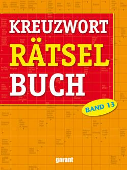Kreuzworträtselbuch Band 13