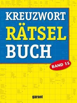 Kreuzworträtselbuch Band 15