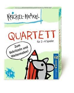 Krickel-Krakel Quartett von Die Krickelkrakels