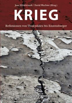 Krieg von Hildebrandt,  Jens, Wachter,  David