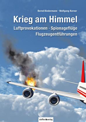 Krieg am Himmel von Biedermann,  Bernd
