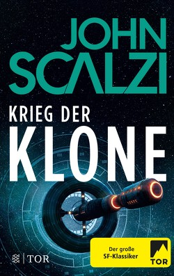Krieg der Klone von Scalzi,  John