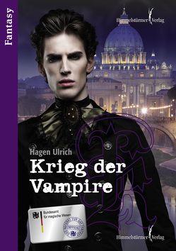 Krieg der Vampire von Hagen,  Ulrich