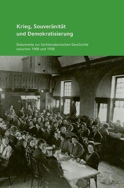 Krieg, Souveränität und Demokratisierung von Ospelt,  Lukas, Vogt,  Paul