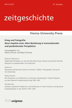 Krieg und Fotografie von Kirchmayr,  Birgit, Rathkolb,  Oliver, Wurzer,  Markus