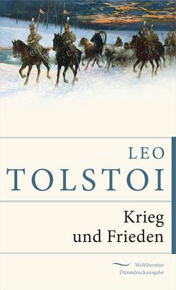 Krieg und Frieden von Tolstoi,  Leo