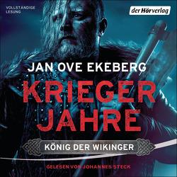 Kriegerjahre von Brunstermann,  Andreas, Ekeberg,  Jan Ove, Steck,  Johannes