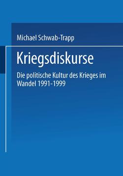 Kriegsdiskurse von Schwab-Trapp,  Michael