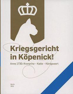 Kriegsgericht in Köpenick! von Kloosterhuis,  Jürgen, Lambacher,  Lothar