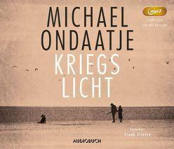 Kriegslicht (2 MP3-CDs) von Leube,  Anna, Ondaatje,  Michael, Stieren,  Frank