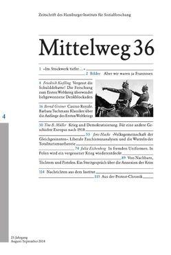 Kriegsschuld und demokratischer Neuanfang von Eichenberg,  Julia, Greiner,  Bernd, Hacke,  Jens, Kießling,  Friedrich, Kraushaar,  Wolfgang, Müller,  Tim B.
