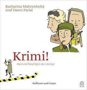 Krimi! von Mahrenholtz,  Katharina, Parisi,  Dawn