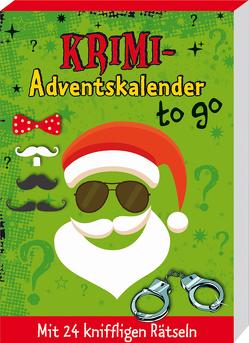 Krimi-Adventskalender to go von Lückel,  Kristin