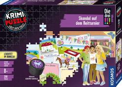 Krimi-Puzzle: Die drei !!! – Skandal auf dem Reitturnier