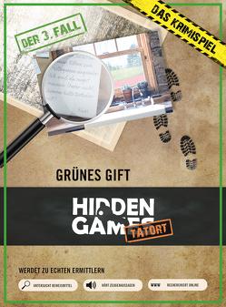 Krimi-Spielebox: Hidden Games Tatort –Grünes Gift (Fall 3)