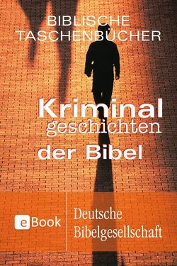 Kriminalgeschichten der Bibel von Salzmann,  Bertram