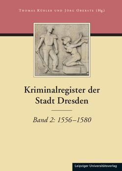 Kriminalregister der Stadt Dresden von Kübler,  Thomas, Oberste,  Jörg