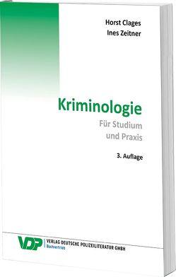 Kriminologie von Clages,  Horst, Zeitner,  Ines