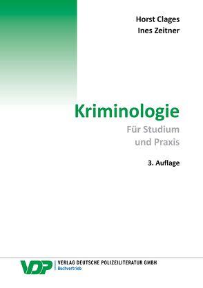 Kriminologie von Horst,  Clages, Ina,  Zeitner