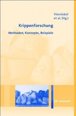 Krippenforschung von Edelmann,  Doris, Hoffmann,  Hilmar, König,  Anke, Viernickel,  Susanne