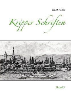 Kripper Schriften von Krebs,  Horst